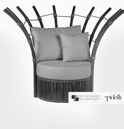 Prêmio Design de Mobiliário Externo/Tidelli